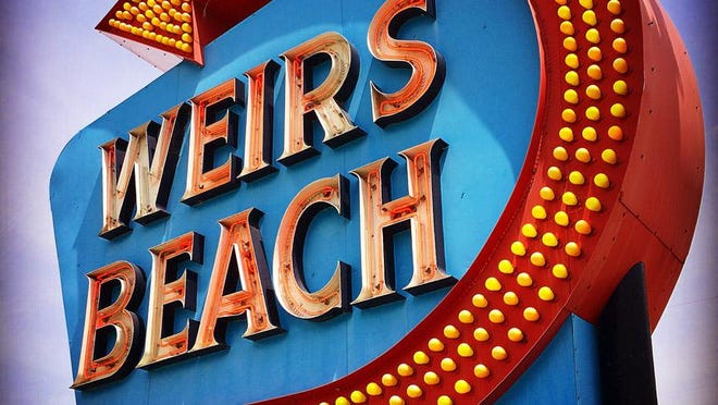 Only 400 people will be allowed on Weirs Beach at any one time, less than 20% of its capacity of 2,200 people, the Laconia Parks and Recreation Commission voted.