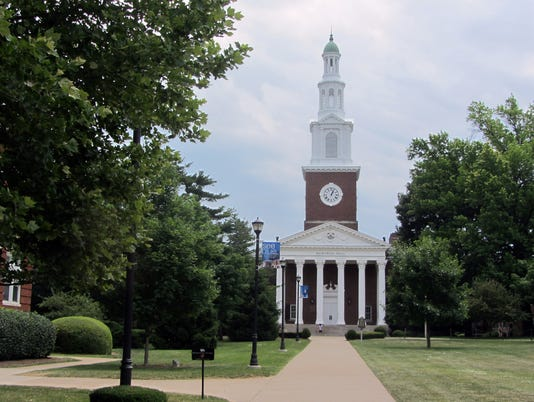 UK CAMPUS university of kentucky memorial hall