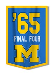 Michigan made the Final Four in 1965.