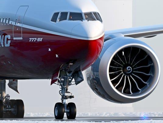AP Bidding on Boeing