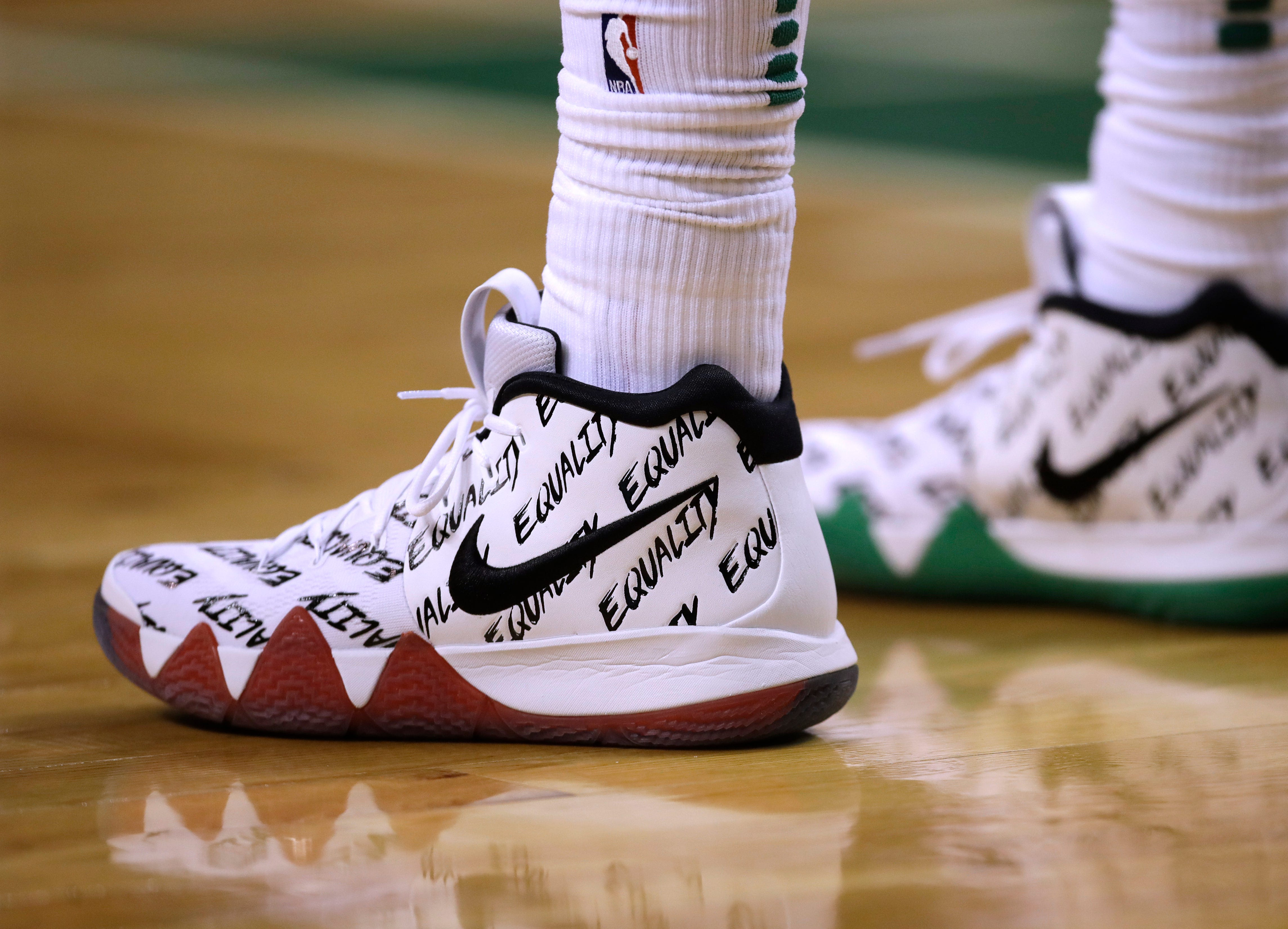NBA players step toward equality in