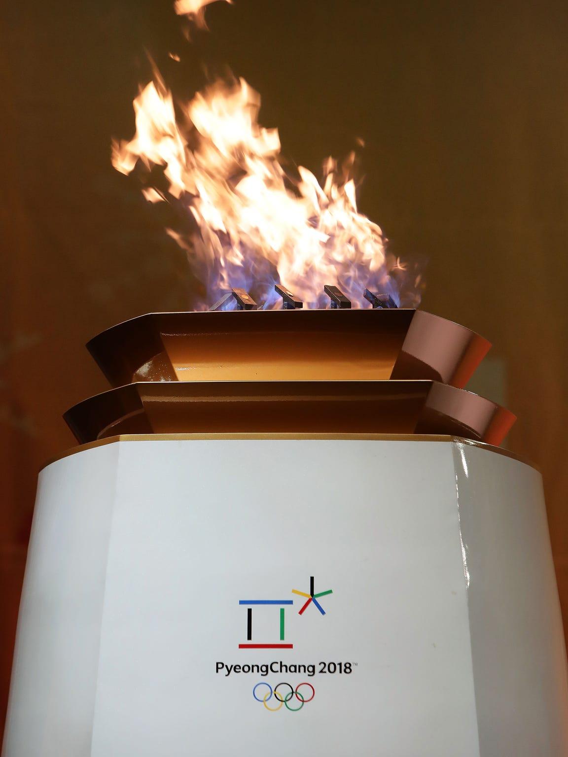 The PyeongChang 2018 Winter Olympics, like the 2016