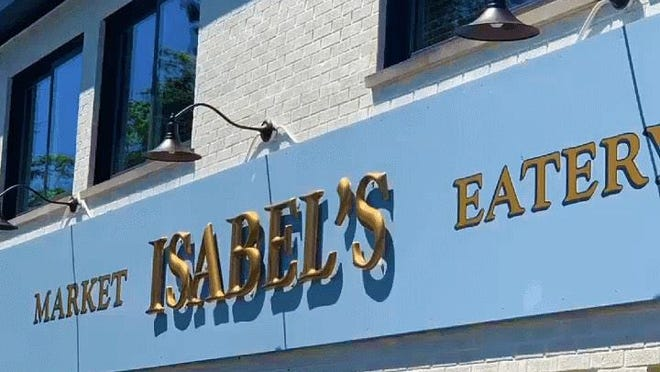 Isabel's Market + Eatery opened to the public on Thursday, Sept. 17. The restaurant had been under construction for over a year, delayed in part by Gov. Gretchen Whitmer's stay home order in late March.