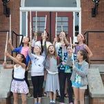 Summer at Hochstein campers enjoy a fun snapshot at the Hochstein School of Music & Dance in Rochester.
