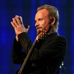 Sting is among the new additions to Summerfest.