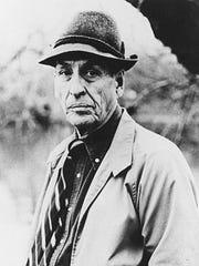 "Norman Maclean, author of ""A River Runs Through It"""