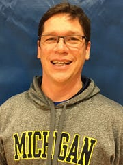 Jerry Twigg is the new varsity softball coach at Livonia