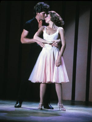 """The 30th anniversary edition of """"Dirty Dancing,"""" starring the late Patrick Swayze and Jennifer Grey, is being released on Blu-Ray this week."""