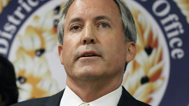 Texas Attorney General Ken Paxton pressed his lieutenants to craft a legal opinion that they believed could protect assets belonging to an Austin businessman, two agency officials told the American-Statesman.