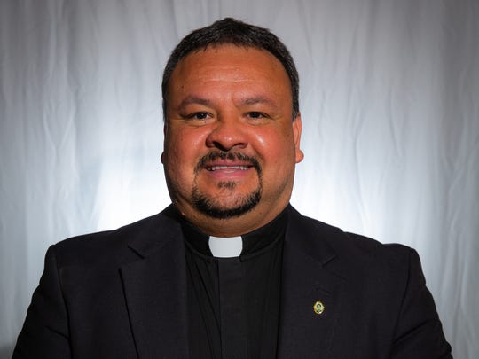 The Rev. Saul Pacheco will lead a new church on the far East Side. In the meantime, he will be at St. Mark Catholic Church.