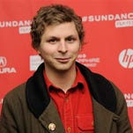 """Michael Cera, a cast member in """"Magic Magic,"""" poses at the premiere of the film at the 2013 Sundance Film Festival, in Park City, Utah.  Cera is performing in Kenneth Lonergan's """"This Is Our Youth,"""" a portrait of adrift, privileged post-adolescents that co-stars Kieran Culkin and Tavi Gevinson, opening on Broadway in New York."""