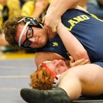 Back on mat only 2 weeks, Hartman sparks Hartland's 17th straight regional wrestling title