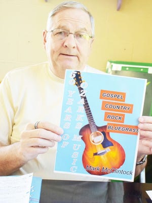 A new book that focuses on a half century of Ozark music is now available.