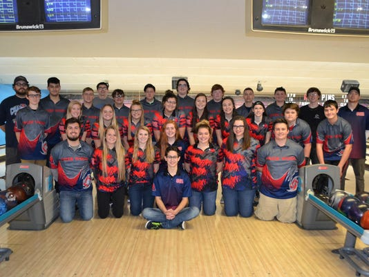 CWHS Bowling Teams