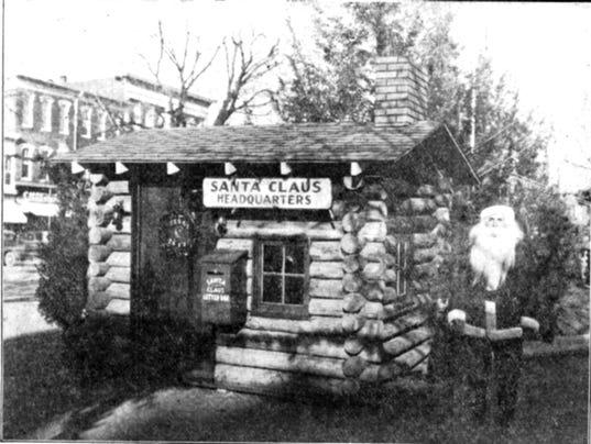 1936 Santa's Cabin 1