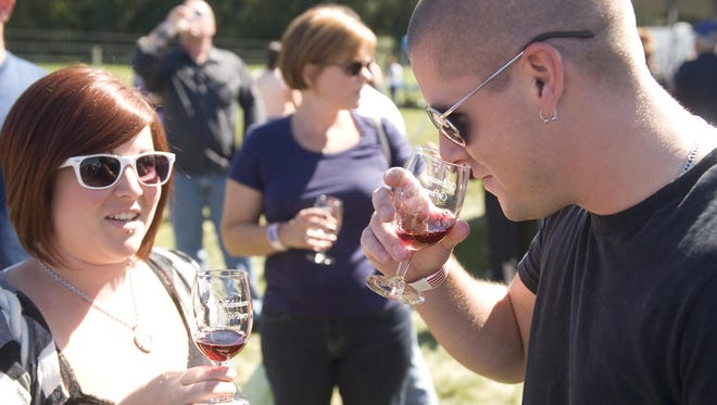 WineFest is a rich South Jersey tradition, now in its 14th year.