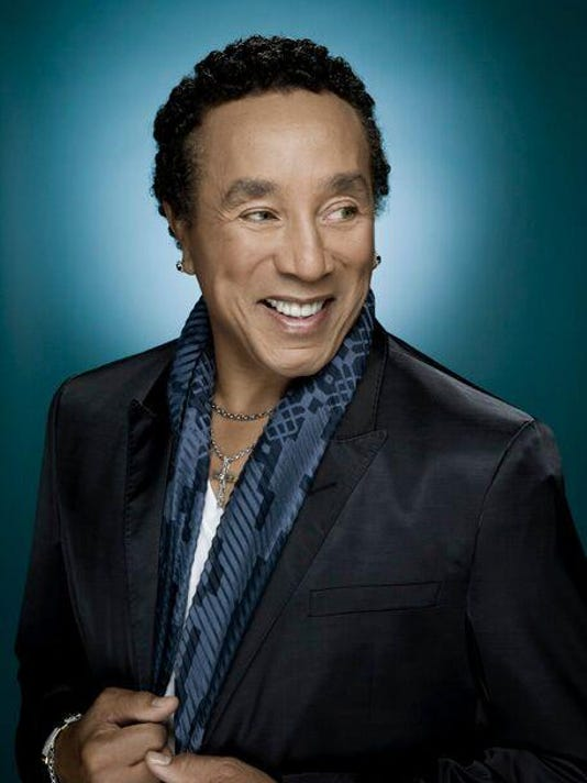 Smokey Robinson inside art