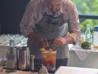Learn from the best: How to make fall cocktails