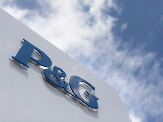 Procter & Gamble corporate headquarters.