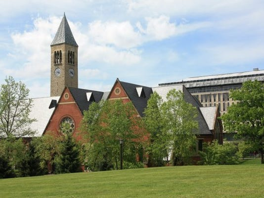 Cornell fraternity punished for 'pig roast' sex contest ...