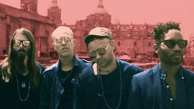 Unknown Mortal Orchestra is starting off a busy 2016.