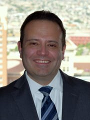 Adrian Rodriguez, El Paso Electric general counsel,