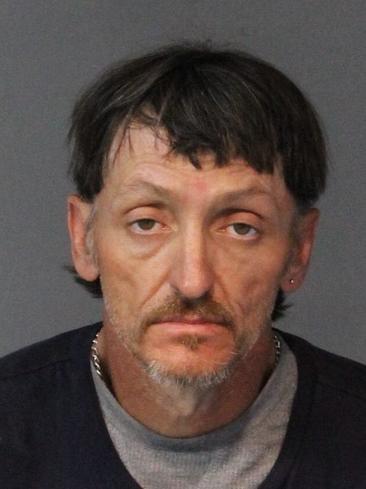 Rickey Avery mug shot photo burglary case