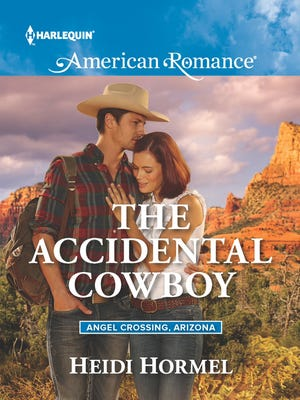 """The Accidental Cowboy"" will be released April 1 by Harlequin American Romance."