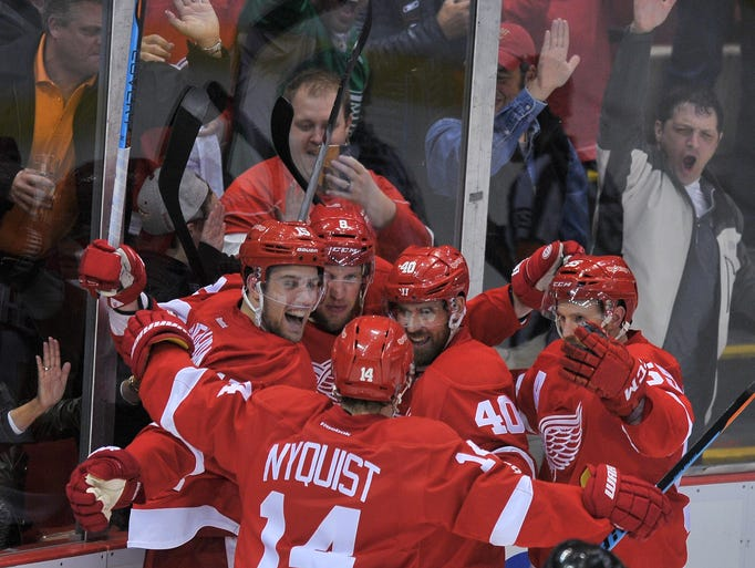Wings, Mrazek Rebound In Game 3 To Seize 2-1 Series Lead