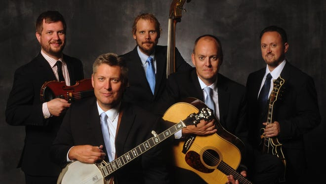 The Gibson Brothers perform Sunday at the Dock.