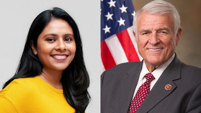 U.S. Rep. John Carter, a Republican, is seeking reelection to his seat in the 31st congressional district of Texas. Democrat Donna Imam is challenging him for the seat.
