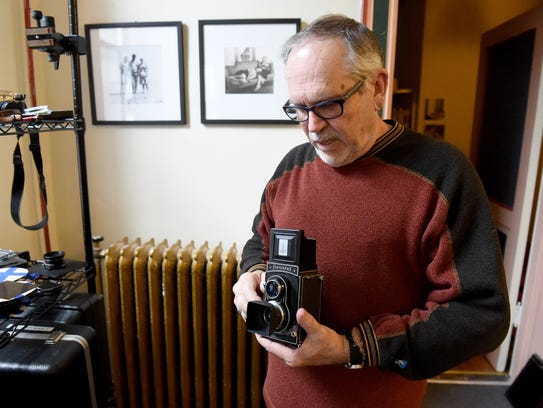 Photographer Richard Pippin talks about one of the