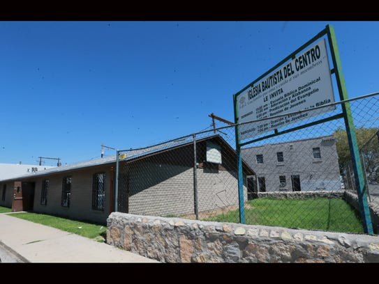 El Paso Baptist Clinic is at 816 Florence.