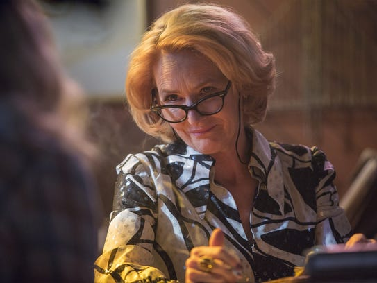 Melissa Leo stars as comedy club owner Goldie in Showtime's
