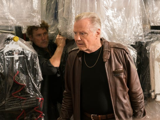 Steven Bauer as Avi and Jon Voight as Mickey Donovan