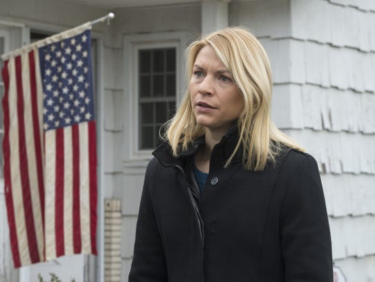 Carrie Mathison (Claire Danes) has been caught up in