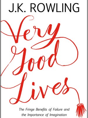 'Very Good Lives' by J.K. Rowling