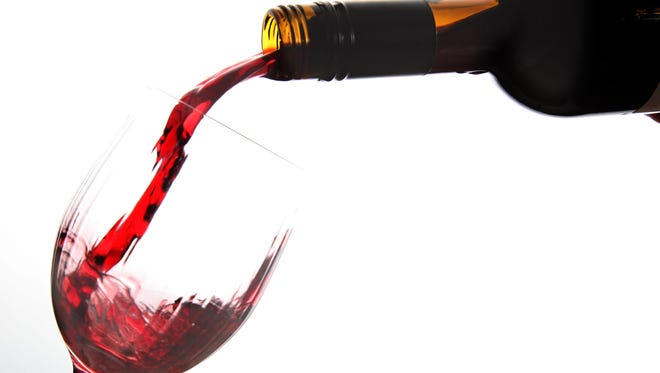 Red wine is of benefit for two major reasons – it reduces cholesterol and it contains resveratrol.