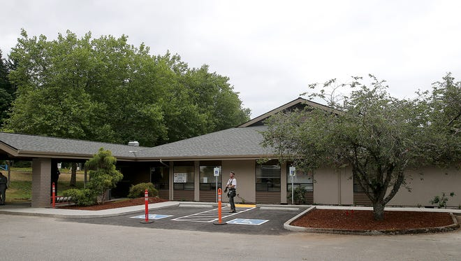 Kitsap Mental Health Services' long-awaited crisis triage center in East Bremerton opened Thursday, two weeks after its expected opening date.