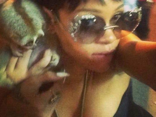 Rihanna Loris