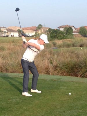 In 2015, Josh McMahon of England took a one-stroke lead en route to the overall all gross win at the Space Coast Amateur Challenge after sinking an ace on the par 3 17th hole.