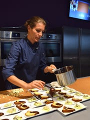 Chef Kristina of Purple Spoon