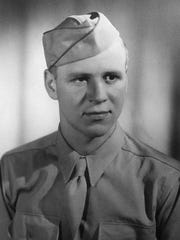 Glenn Dohrmann of Cedarburg served 8½ months as a rifle platoon leader in Korea and earned a Purple Heart and Silver Star.