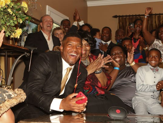 NCAA Football: Jameis Winston Draft Party