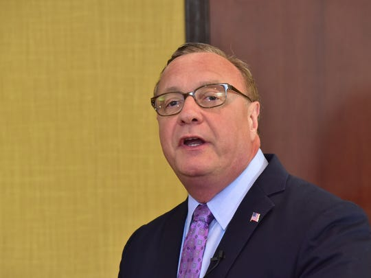 Steve Lonegan ran Ted Cruz's New Jersey campaign for president in 2016.