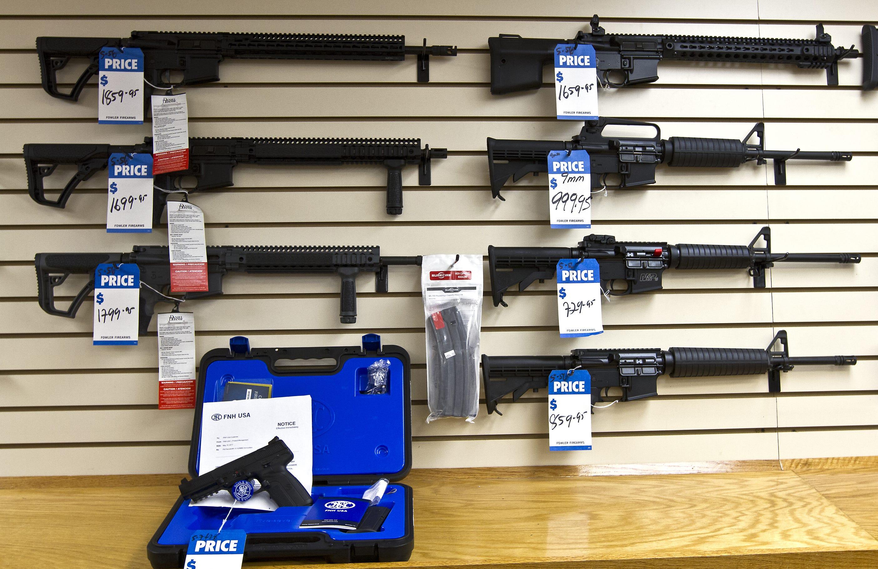 firearm background cost in ohio