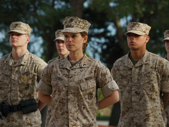 """Kate Mara stars plays the title character in """"Megan Leavey."""""""