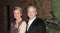 Donna MacMillan and Bill Nicholson