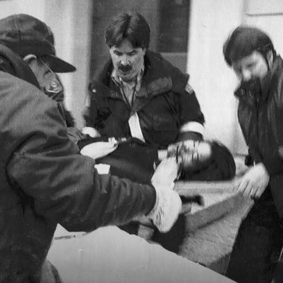 Gang Lu, shown here in a handout photo from 1990, fatally shot himself after a shooting spree in 1991 at the University of Iowa in Iowa City, Iowa. The shooting left five other people dead and one wounded.