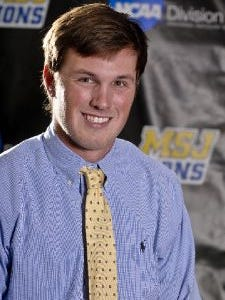 Mount St. Joseph's Shane Kelly was named to the Third Team All-America squad